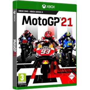 MotoGP 21 - Xbox One e Series X [Versione EU Multilingue]