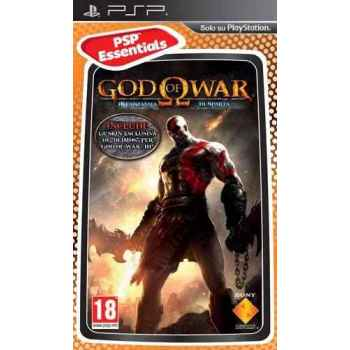 God of War: Fantasma Di Sparta (Essentials) - PSP [Versione Italiana]