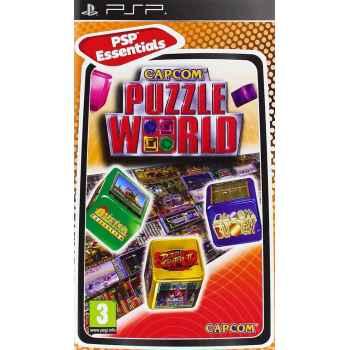 Capcom Puzzle World (Essentials) - PSP [Versione Italiana]