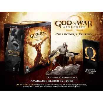 God Of War: Ascension Collector's Edition - PS3 [Versione Italiana]