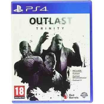 Outlast Trinity - PS4 [Versione Italiana]