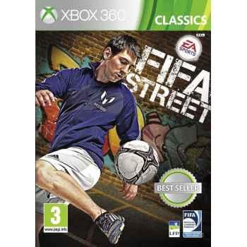 Fifa Street (Classics) - Xbox 360 [Versione Inglese Multilingue]