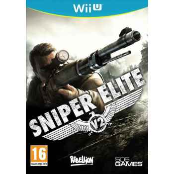 Sniper Elite V2  - WIIU [Versione Italiana]