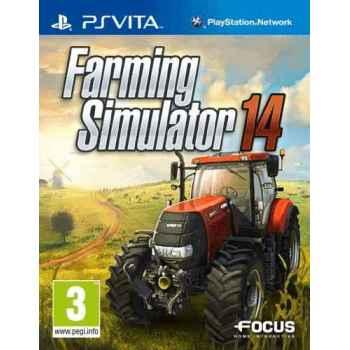 Farming Simulator 14 - PSVITA [Versione Italiana]