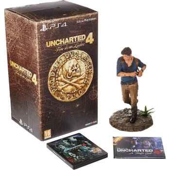 Uncharted 4: Fine di un Ladro Limited Edition  - PS4 [Versione Italiana]