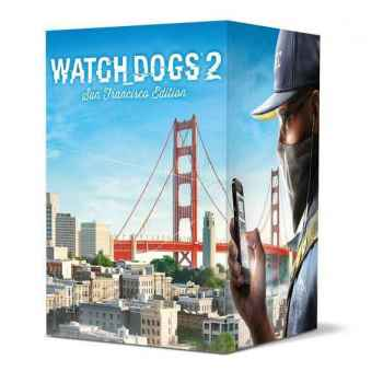 Watch Dogs 2 - San Francisco Edition - PS4 [Versione Italiana]