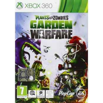 Plants vs. Zombies Garden Warfare - Xbox 360 [Versione Italiana]