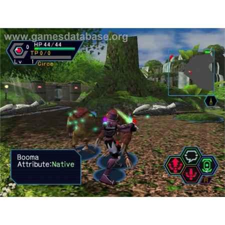 Phantasy Star Online Vers. 2 - Dreamcast [Versione Americana]