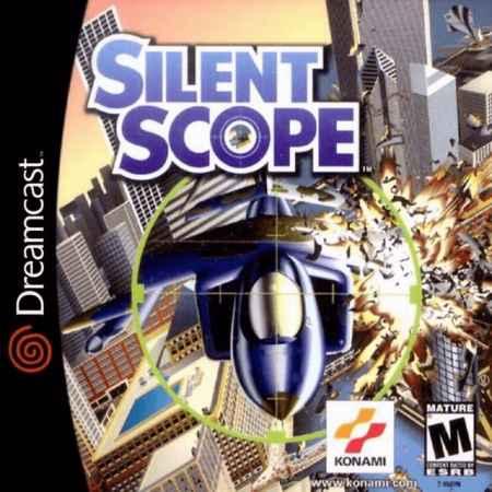 Silent Scope - Dreamcast [Versione Americana]