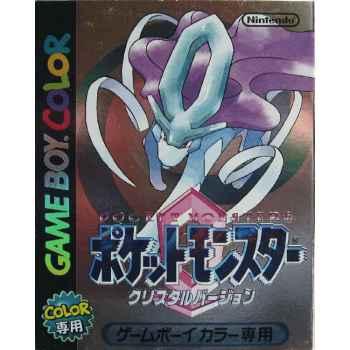 Pokemon Versione Cristallo - GBC [Versione Giapponese]