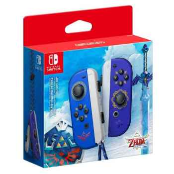 (SWITCH) Nintendo Switch Joy-Con Pair The Legend of Zelda:Skyward Sword Edition (Prodotto in allocazione)