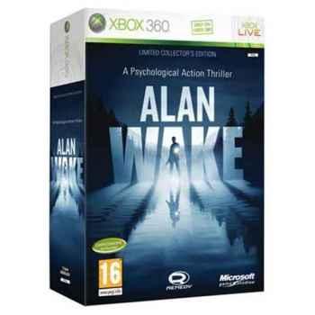 Alan Wake Limited Collector's Edition - Xbox 360 [Versione Italiana]