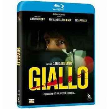 Giallo - Blu-Ray (2009) [Versione Vendita]