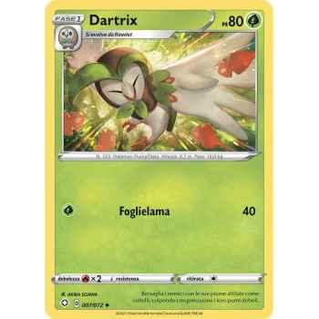 07 / 72 Dartrix Non Comune normale (Near Mint/Mint) - Destino Splendente (ITA 2021)
