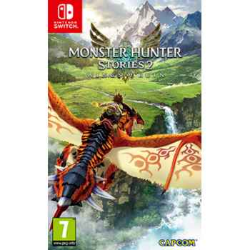 Monster Hunter Stories 2: Wings Of Ruin - Nintendo Switch [Versione EU Multilingue]