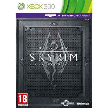 The Elder Scrolls V: Skyrim – Legendary Edition - Xbox 360 [Versione Italiana]