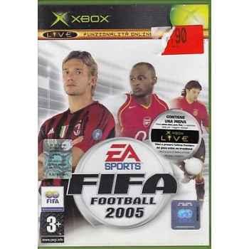 Fifa Football 2004 - XBOX [Versione Italiana]