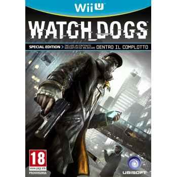 Watch Dogs - WIIU [Versione Italiana]