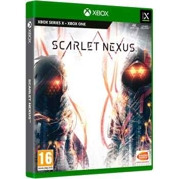 Scarlet Nexus - Prevendita Xbox One e Xbox Series X [Versione EU Multilingue]