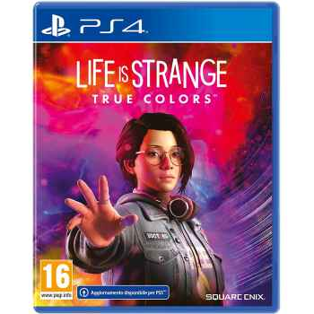 Life is Strange: True Colors - Prevendita PS4 [Versione EU Multilingue]