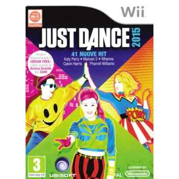 Just Dance 2015 - WII [Versione Italiana]