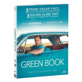 Green Book - Blu-Ray (2018)
