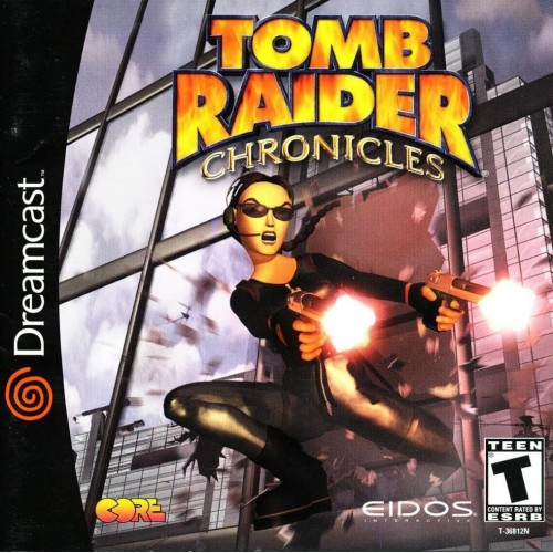 Tomb Raider: Chronicles - Dreamcast [Versione Americana]