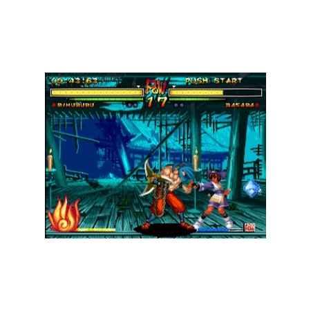 Samurai Shodown V – PS2 [Versione Italiana]