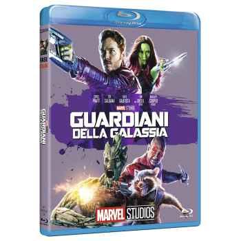 Guardiani della Galassia Marvel Studios - Blu-Ray (2014)