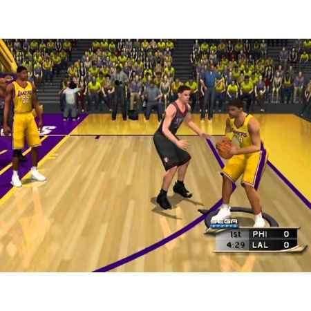 NBA 2K2 - Dreamcast [Versione Americana]