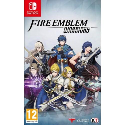 Fire Emblem Warriors - Nintendo Switch [Versione Italiana]