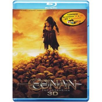 Conan The Barbarian 3D - Blu-Ray (2011)
