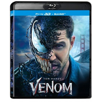 Venom - 3D + Blu-Ray (2018)