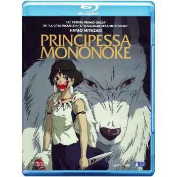 Principessa Mononoke - Blu-Ray (1997)