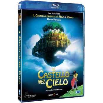 Il Castello Nel Cielo - Blu-Ray (1986)