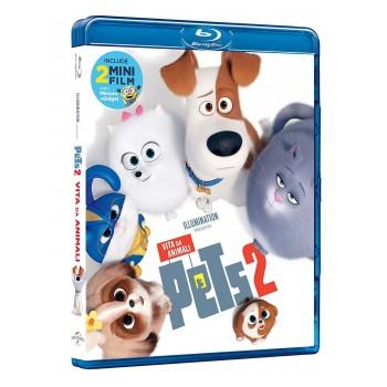 Pets 2 - Vita Da Animali - Blu-Ray (2019)