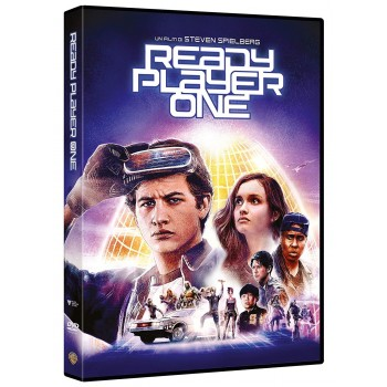 Ready Player One - DVD (2018)