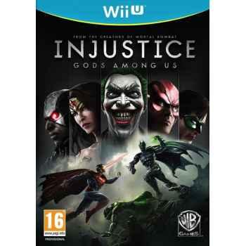 Injustice: Gods Among Us - WiiU - [Versione Italiana]