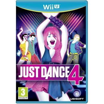 Just Dance 4 - WIIU [Versione Italiana]