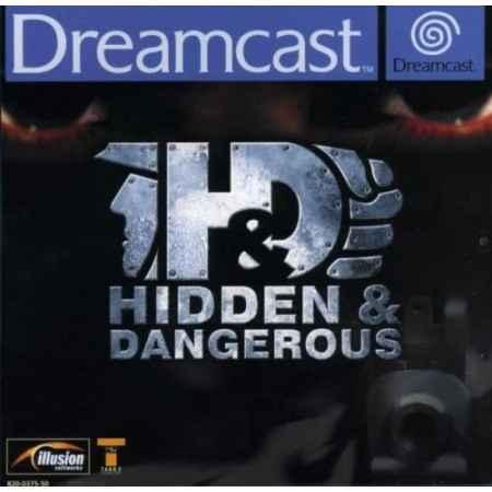 Hidden And Dangerous - Dreamcast [Versione EU]