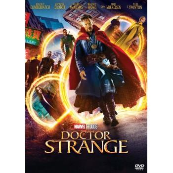 Doctor Strange - DVD (2016)