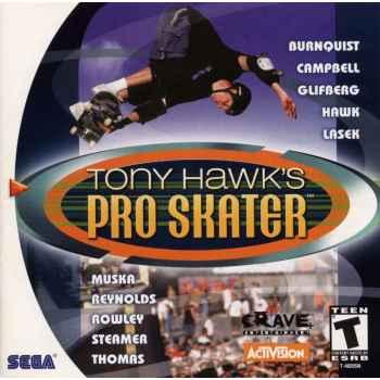 Tony Hawk's Pro Skater - Dreamcast [Versione Americana]