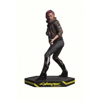 Cyberpunk 2077 PVC Statua Female V 22 cm (Dark Horse)