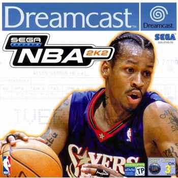 NBA 2K2 - Dreamcast [Versione EU]