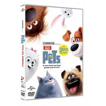 Pets - Vita Da Animali - DVD (2016)