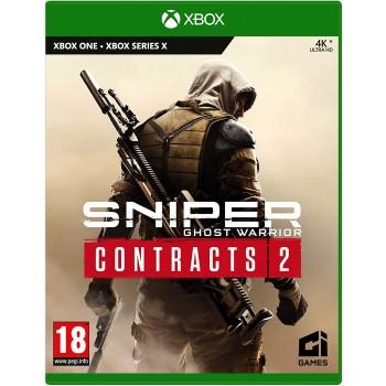 Sniper Ghost Warrior Contracts 2 - Xbox One e Series X [Versione EU Multilingue]