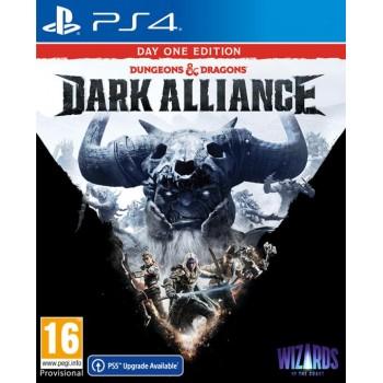 Dungeons & Dragons: Dark Alliance - Day One Edition - Prevendita PS4 [Versione EU Multilingue]