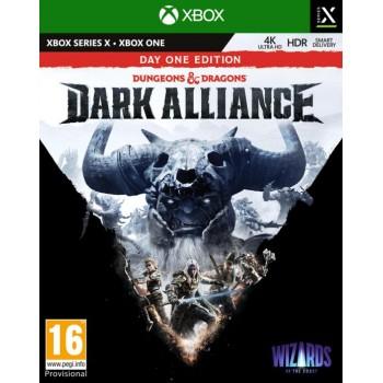 Dungeons & Dragons: Dark Alliance - Day One Edition - Prevendita Xbox One e Xbox Series X [Versione EU Multilingue]
