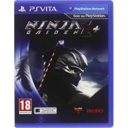 Ninja Gaiden Sigma 2 Plus (Cover Fotocopiata) - PSVITA [Versione Italiana]