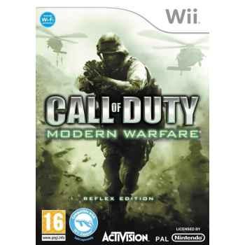 Call Of Duty: Modern Warfare - WII [Versione Italiana]